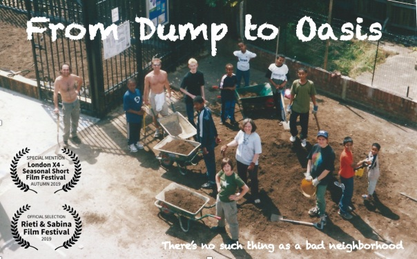 DumpToOasis poster Nov 2019